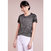 Versace Jeans T-shirt z nadrukiem peltro 1VJ21D02P