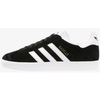 adidas Originals GAZELLE Sneakersy niskie core black/white/gold metallic AD112B0H9