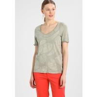 Esprit TEE T-shirt z nadrukiem light khaki ES121D0ZO