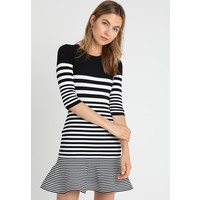 Guess CARRIE DRESS Sukienka letnia black/white GU121C0BP