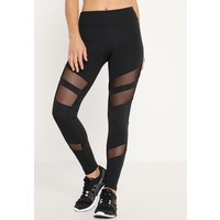 Even&Odd active Legginsy jet black EV941E01X