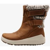 ecco NOYCE Śniegowce brown EC141C00B