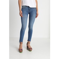 Gina Tricot EMMA JEANS Jeansy Skinny Fit midblue GID21N005