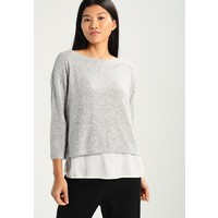 s.Oliver Sweter grey melange SO221I0O9