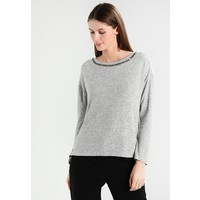 s.Oliver Sweter grey melange SO221I0O7