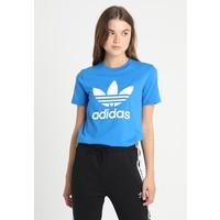 adidas Originals TREFOIL TEE T-shirt z nadrukiem bluebird AD121D0HV