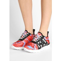 MSGM MULTISTRAP RUNNER Sneakersy niskie black/leaf MG611A00R