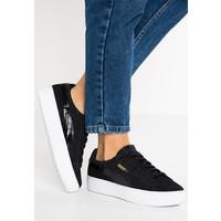Puma VIKKY PLATFORM Sneakersy niskie black/white PU111S05F