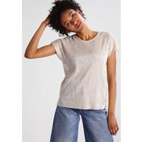 Vero Moda VMMIRANDA T-shirt basic moonlight/silver foil VE121E0RZ