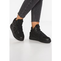 Fila CAGE MID Sneakersy wysokie black 1FI11A007