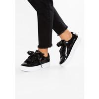 Puma VIKKY PLATFORM RIBBON P Sneakersy niskie black PU111A04U
