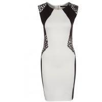 TFNC BUBBLES BODYCON - Sukienka z dżerseju - beżowy TF121C052-B11