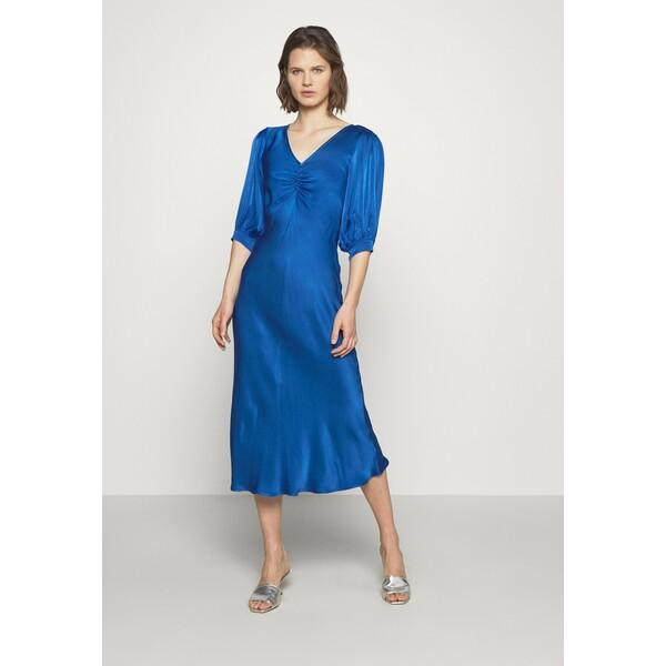 Ghost LOWA DRESS Sukienka koktajlowa blue GH421C02I