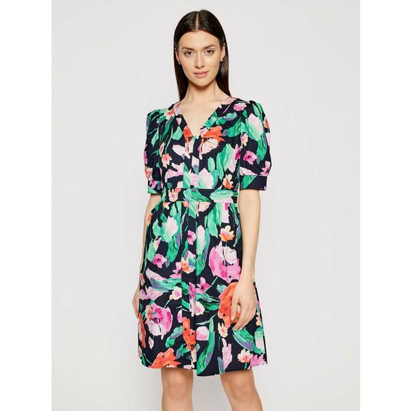 DKNY Sukienka codzienna DD1A3364 Kolorowy Regular Fit