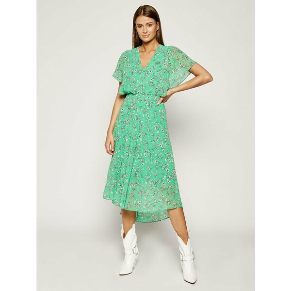 DKNY Sukienka codzienna DD0AD765 Zielony Regular Fit