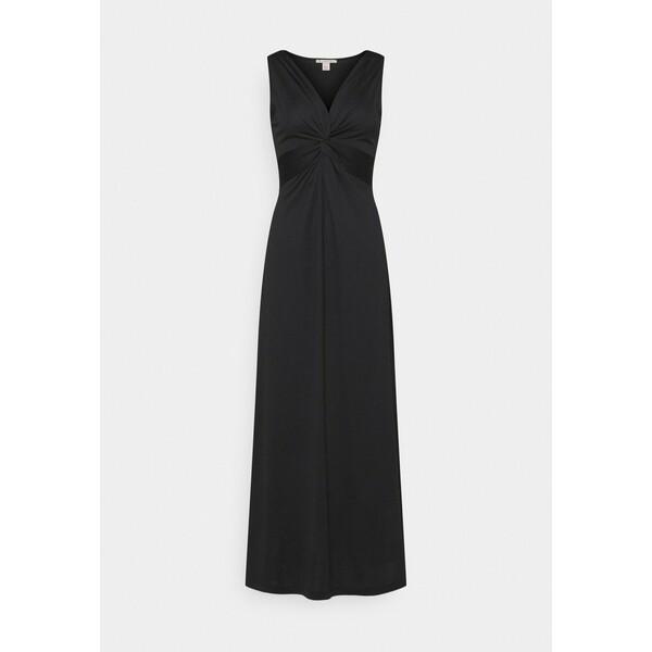 Anna Field Długa sukienka black AN621C1IH