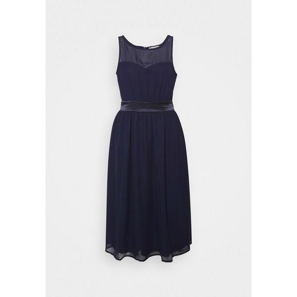 Anna Field Sukienka koktajlowa dark blue AN621C1M8