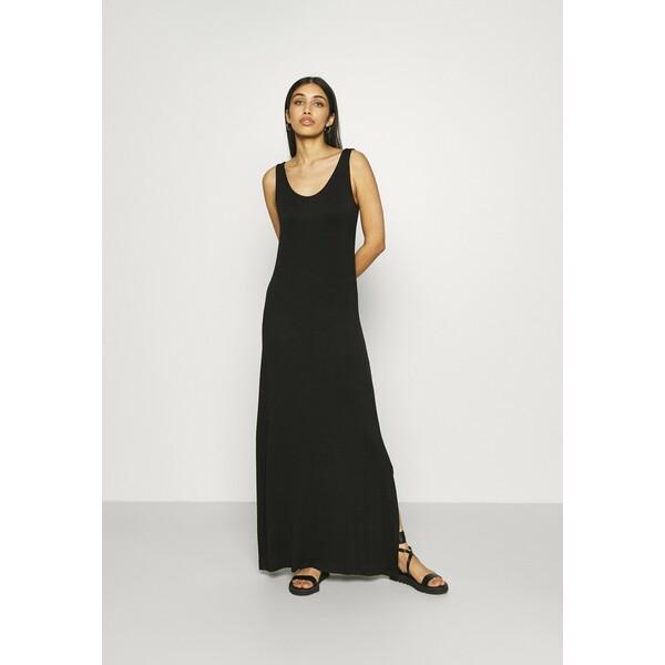 Vila VIDINA DRESS Długa sukienka black V1021C1VQ
