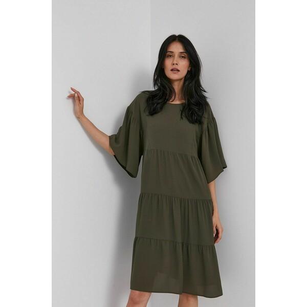 SISLEY Sisley Sukienka 4DOV5VFR6.35A