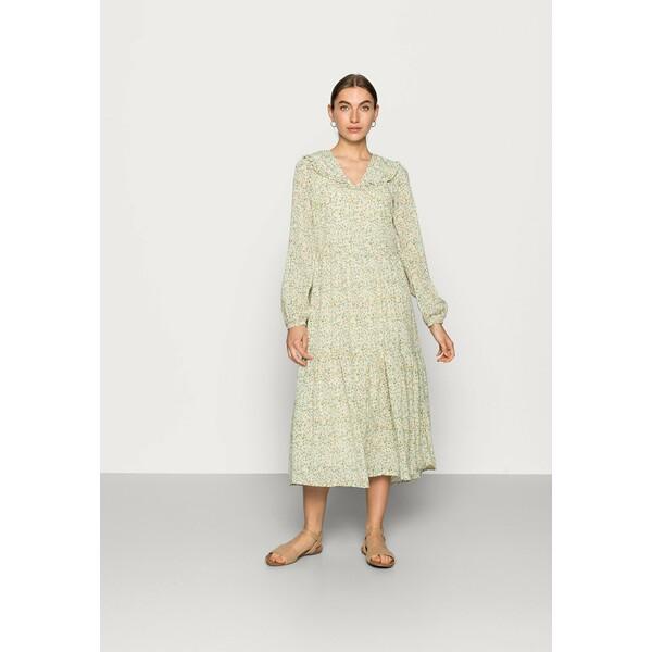 Moss Copenhagen EVETTE DRESS Sukienka letnia ecru M0Y21C07I