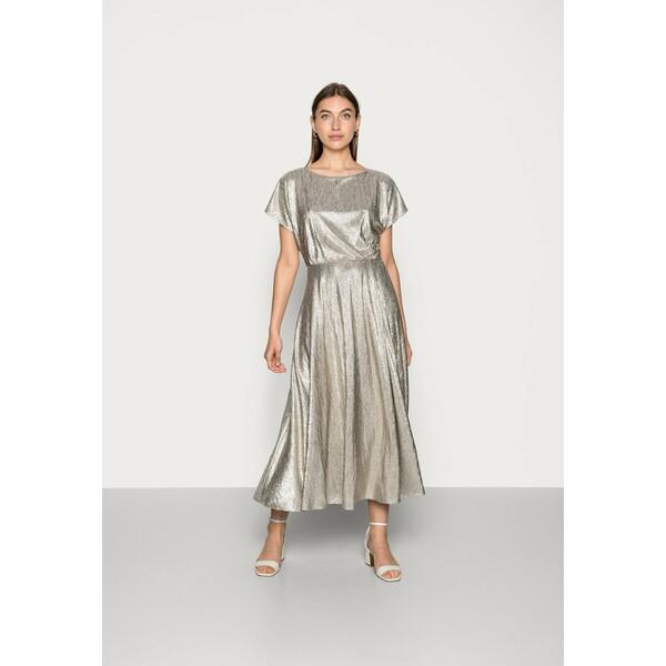 Swing Sukienka koktajlowa gold SG721C0IF