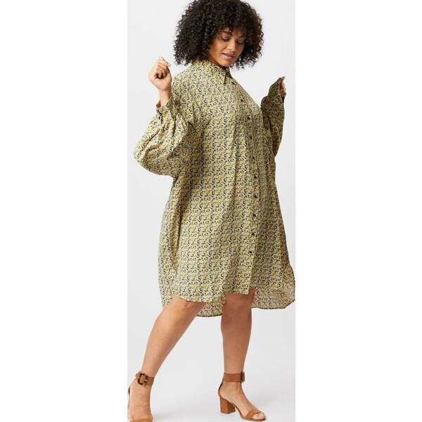 GLAMOROUS CURVE Sukienka koszulowa GLC0008001000001