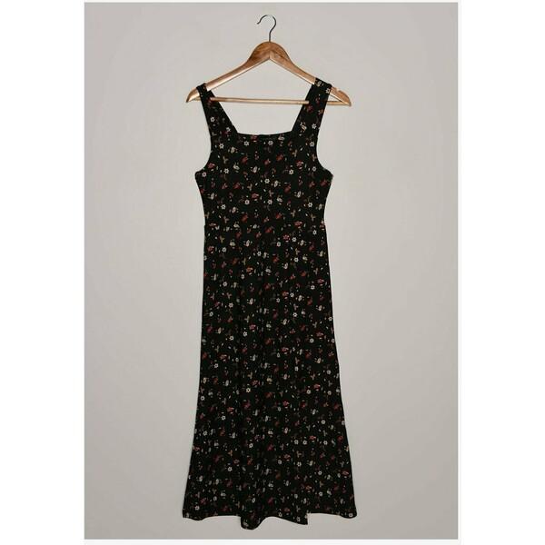 Trendyol Sukienka letnia black TRU21C0FJ