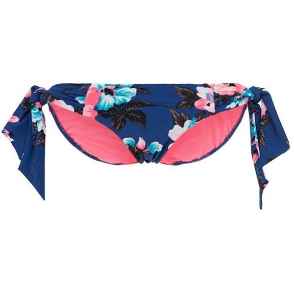 Seafolly VINTAGE VACATION HIPSTER TIE SIDE Dół od bikini french blue S1941H020-K11