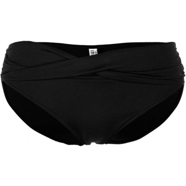 Seafolly GODDESS Dół od bikini black S1951L01C-802