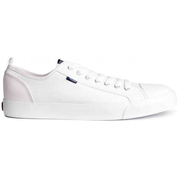 cbe61f4c H&M Płócienne buty sportowe 0286987001 Biały - UbierzmySie.pl