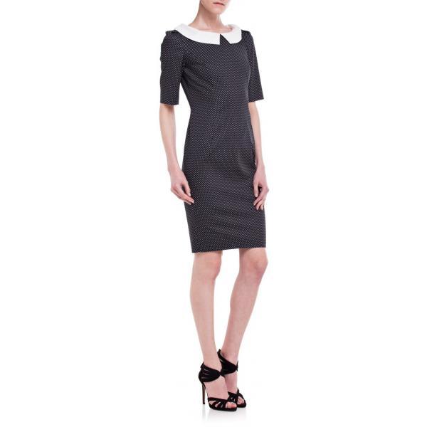 ea89098c68 Teresa Kopias Sukienka LILIANA czarna. (C) mostrami.pl. (C) mostrami.pl