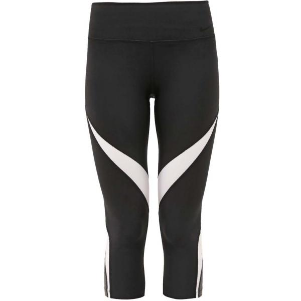 632b3167b0e6b Nike Performance POWER LEGEND Legginsy black/white/charcoal heather/cool  grey N1241E08S-Q11