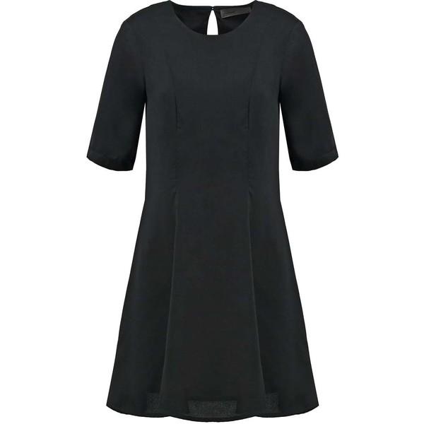 0d2e831599 Vero Moda VMELLA Sukienka letnia black VE121C0RX - MojeSukienki.pl