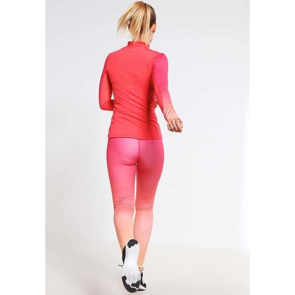 sklep z wyprzedażami różnie buty sportowe Nike Performance Legginsy peach cream/ember glow N1241E08L ...