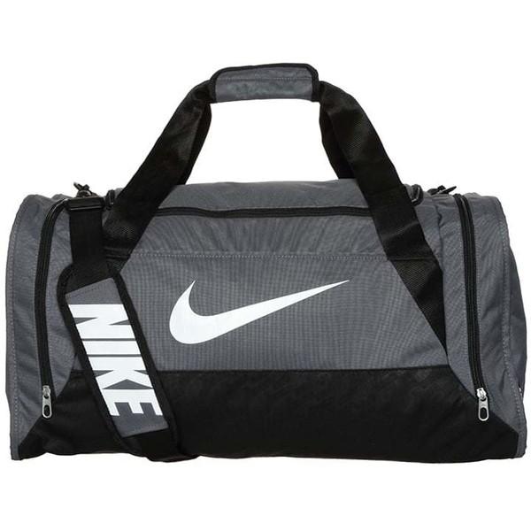 ae5a5a1f26a1a Nike Performance BRASILIA 6 Torba sportowa gris noir N1244E02C ...