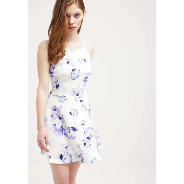 27de7df678 Lipsy ARIANA GRANDE FOR LIPSY Sukienka letnia blue LI721C0DG ...