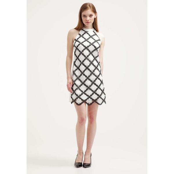 783b92a417 Lipsy ARIANA GRANDE FOR LIPSY Sukienka letnia monochrome LI721C0DF ...