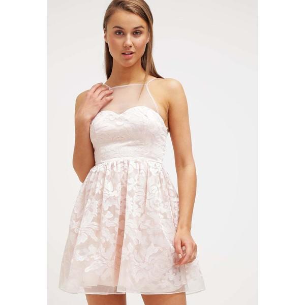 c9151be3de Lipsy ARIANA GRANDE FOR LIPSY Sukienka koktajlowa nude LI721C0DC ...