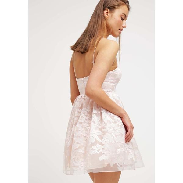 1e11c887fc Lipsy ARIANA GRANDE FOR LIPSY Sukienka koktajlowa nude LI721C0DC -  UbierzmySie.pl