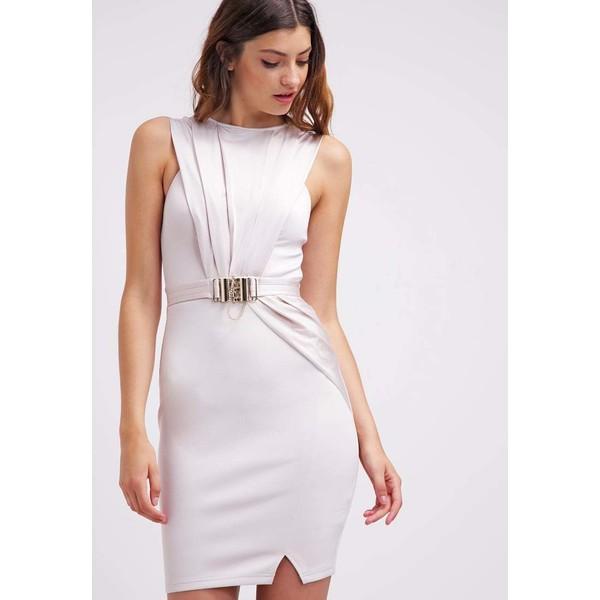 1e3d6fc160 Lipsy Sukienka etui nude LI721C0BY - MojeSukienki.pl