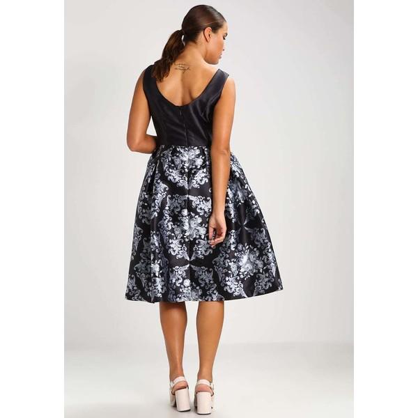 abe5c2afda6c Chi Chi London Curvy TALLULAH Sukienka koktajlowa black CV721C00Q. (C)  zalando.pl. (C) zalando.pl