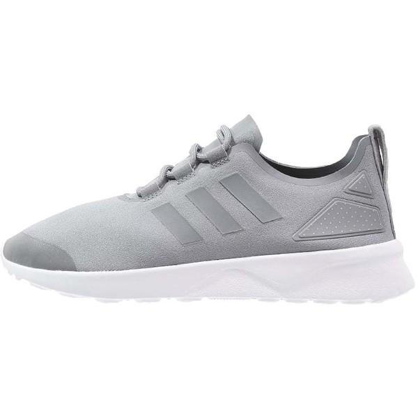 adidas Originals ZX FLUX VERVE Tenisówki i Trampki greycore