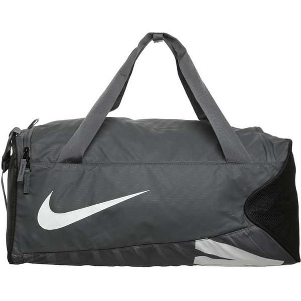 44305a572a94a Nike Performance ALPHA M Torba sportowa flint grey black white N1244E06K.  (C) zalando.pl. (C) zalando.pl