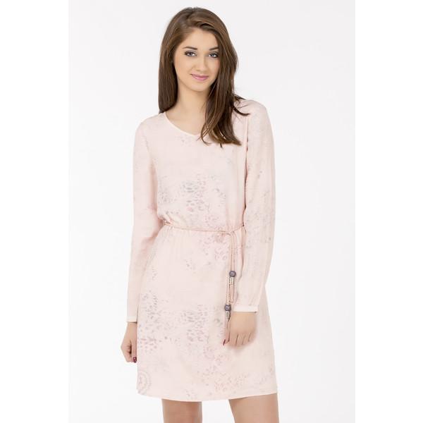b6db0075c1 Monnari Pastelowa sukienka SUKIMP0-17W-DRE0210-K004D700-R36 ...