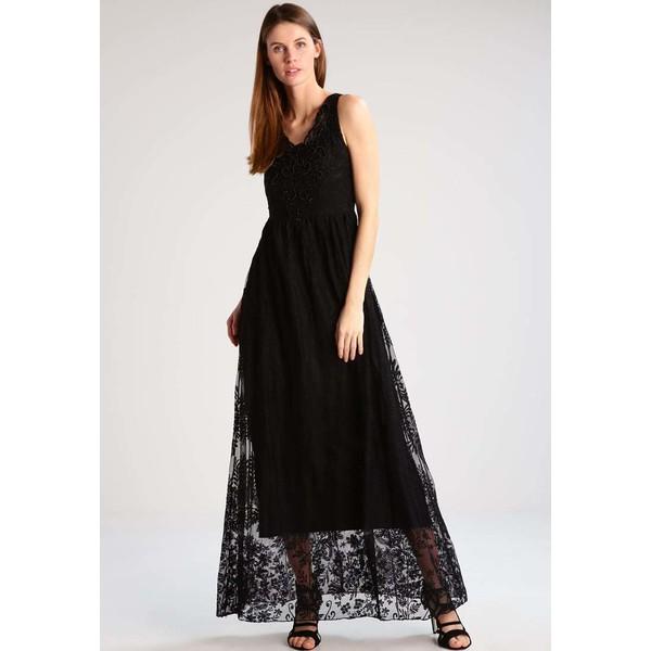 c2002e3ca2 Desigual ALICIA Długa sukienka black DE121C0DR - UbierzmySie.pl