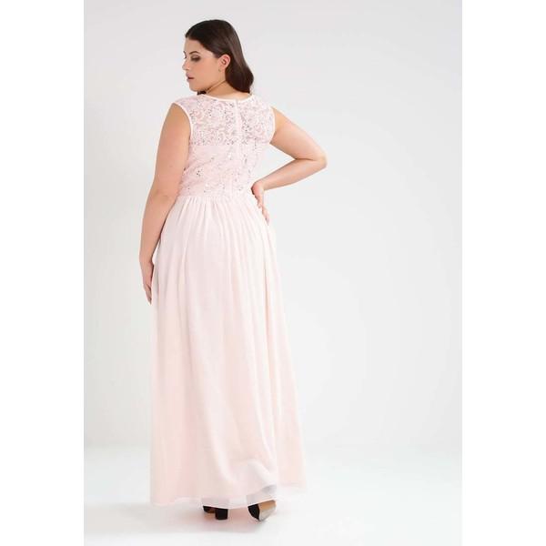 00333cd142 Swing Curve Suknia balowa peach S0O21C017. (C) zalando.pl. (C) zalando.pl