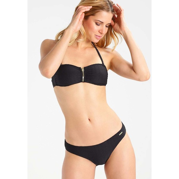 Bruno Banani BANDEAU Bikini black 1BR81D000