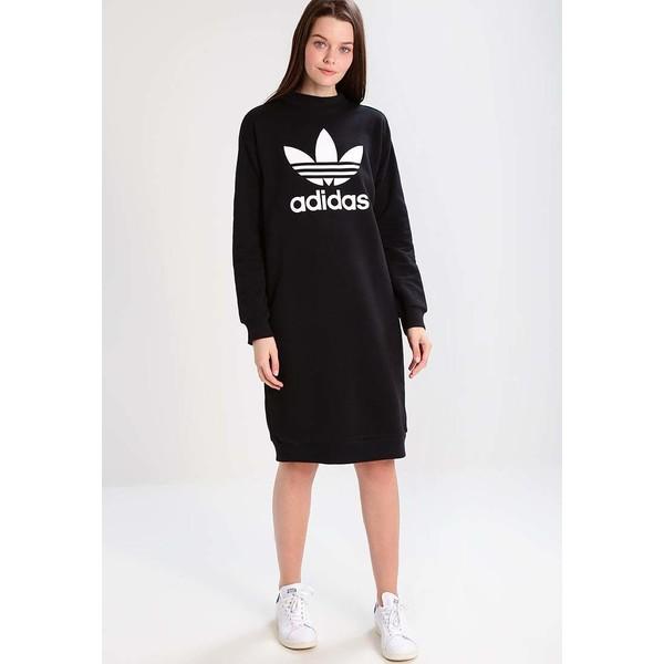 7d5a1d0f1b adidas Originals Sukienka letnia black AD121C02M - UbierzmySie.pl