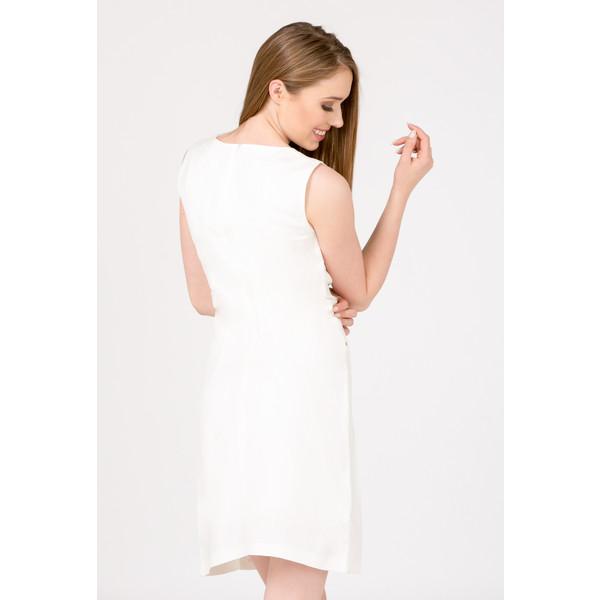 9a70d75f3a Monnari Lniana sukienka na lato SUKIMP0-17L-DRE2610-K000D000-R36. (C)  emonnari.pl. (C) emonnari.pl