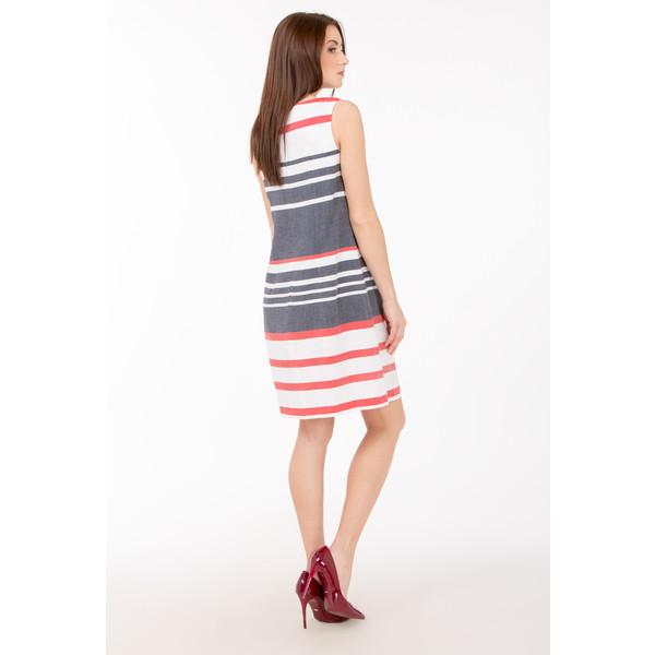4a92729844 Monnari Prążkowana sukienka na lato SUKPOL0-17L-DRE0450-KM00D100-R36 -  UbierzmySie.pl